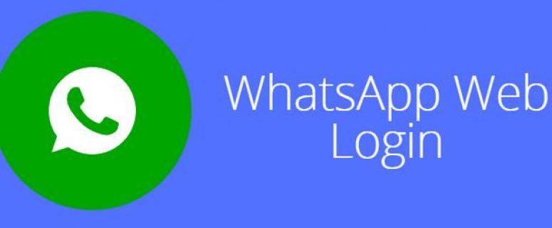WhatsApp Web Login