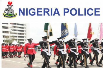 Nigeria Police Recruitment Application Form 2018