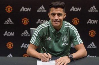 Alexis Sanchez Completes Move to Manchester United