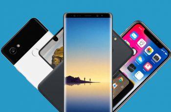 Top Phones in 2018