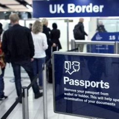 how to apply for a U.K visitor visa.