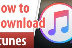 Download iTunes on Windows