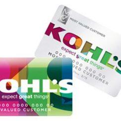 MyKohlscharge Credit Card Login