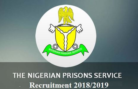 Nigeria Prisons Service Recruitment 2018/2019