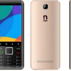 Ntel Nova Phone Specifications