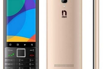 Ntel Nova Phone Specifications