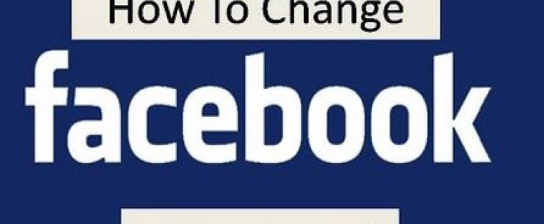 Change Facebook Password
