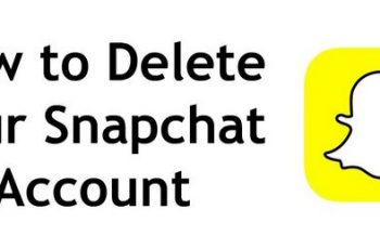 Delete Your Snapchat Account
