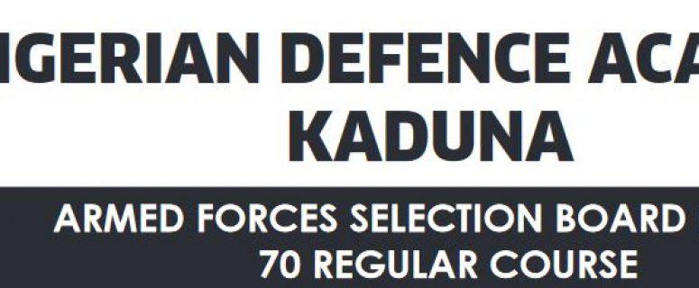 NDA 2018 Shortlisted Candidates