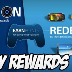 Sony Rewards Sign Up