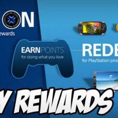 Sony Rewards Sign Up