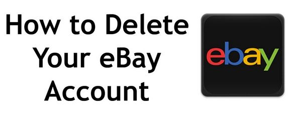 how to permanently delete ebay account