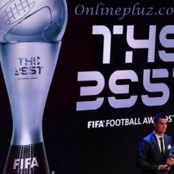 2018 FIFA Best Men's Player Award