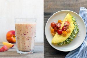 Breakfast Recipes To Maintain Flat Tummy