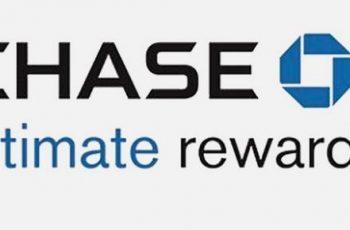 Chase ultimate rewards program