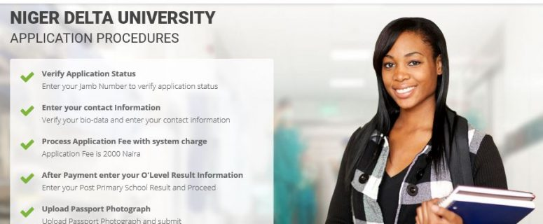 NDU Post UTME Form 2018/2019 Registration