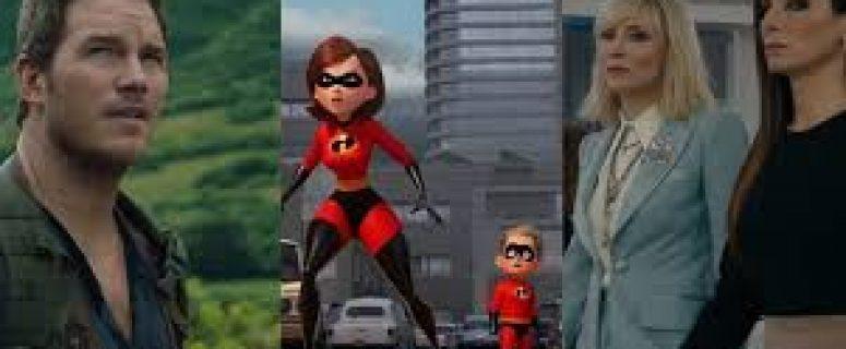 top five movies