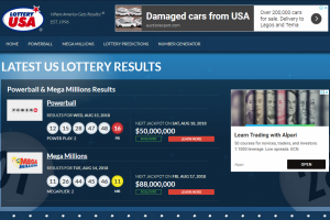 www.lotteryusa.com