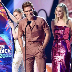 Teen Choice Awards 2018 Winners
