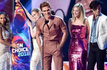 Teen Choice Awards 2018 Winners