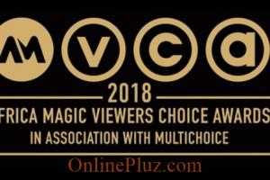 Amvca 2018 List of Winners