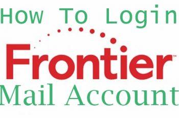 Login Frontier Mail