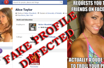 detect fake Facebook accounts