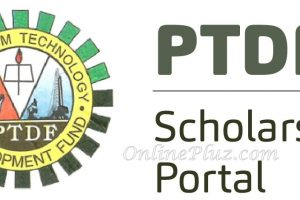 PTDF Scholarship 2018/2019 Application