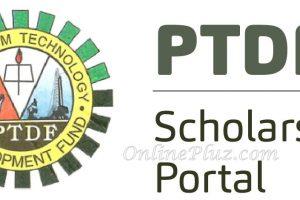 PTDF Scholarship 2018/2019 Application