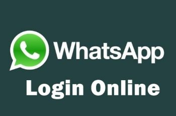 Whatsapp Login Online