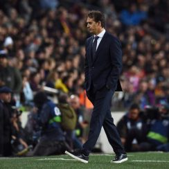 Real Madrid coach sacked