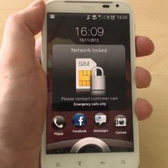 unlock your android device network