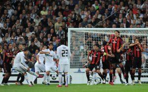 Ronaldo breaks Juventus Goal record