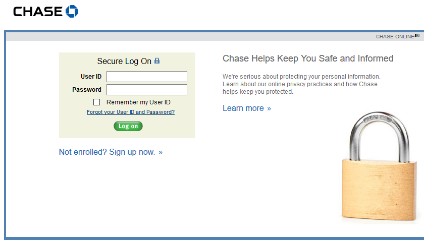 chase bank freedom credit card login
