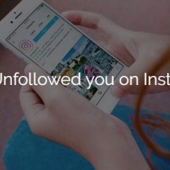 know who unfollowed you on Instagram