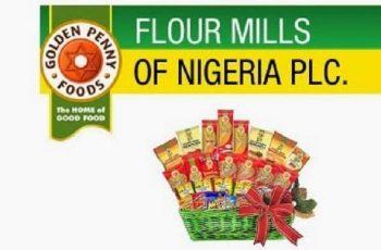Flour Mills of Nigeria graduate trainee 2018.