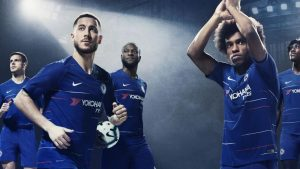 Chelsea player's salaries for 2018/2019