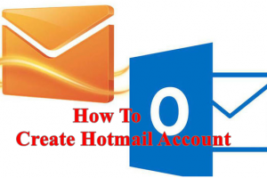 Hotmail Account Sign Up
