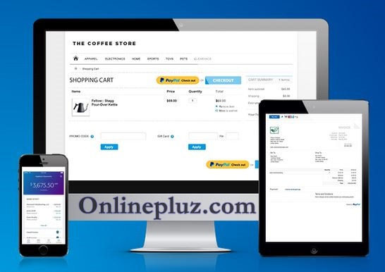 PayPal Business Account Sign Up