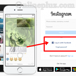 Instagram Login With Facebook