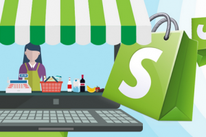 Sign Up Shopify Online Store