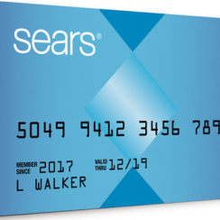 Sears Credit Card Login