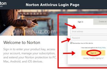 Norton Antivirus Login