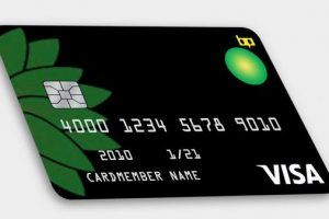 BP Credit Card Payment